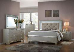 Bedroom Set With Lights