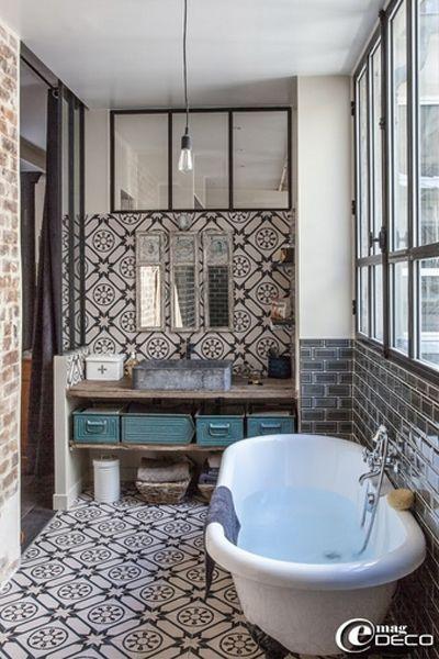 Spanish Style Bathrooms