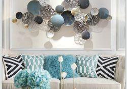 Living Room Metal Wall Decor