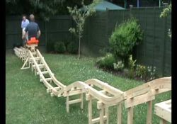 Backyard Roller Coaster Kit