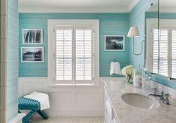 Turquoise Bathroom Decor