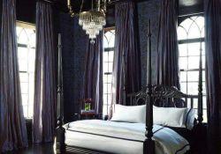 Victorian Gothic Bedroom