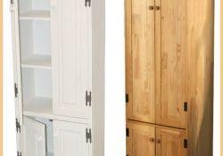 Tall Kitchen Storage Cabinet