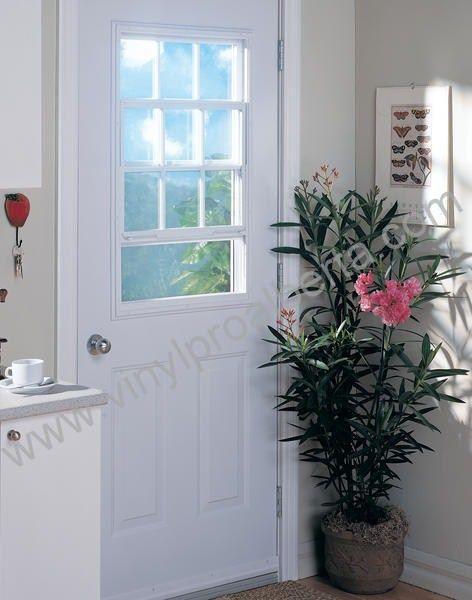 Exterior Door With Window That Opens