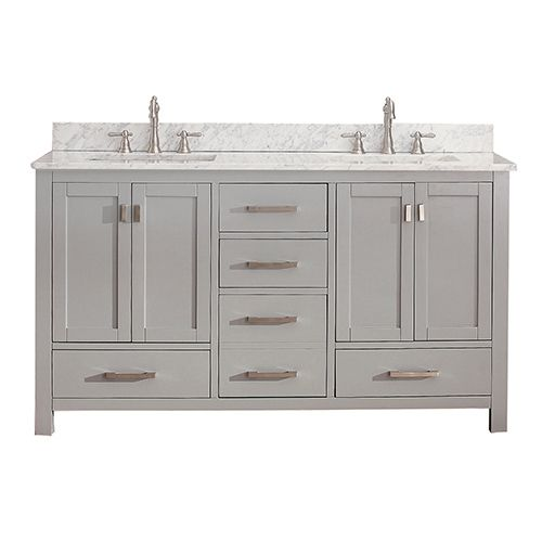 55 Inch Bathroom Vanity