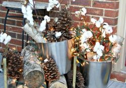 Outdoor Winter Decorating Ideas