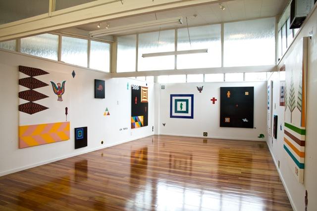 'Ahota'e'iloa Toetu'u solo exhibition, Aronui Gallery (2008)
