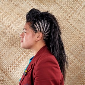 Polyfest Hair Project (2012), photo by Vinesh Kumaran