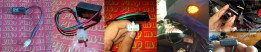 Flasher sein LED aftermarket buatan pabrik impor (bukan custom-an) soket 3 pin segaris PNP for CBR 250R (11-14), CBR 150R K45G & New CB150R (2016 dst). Jika flasher standar ori Anda rusak atau tidak berfungsi normal setelah mengganti sein LED variasi (tdk berkedip/berkedip terlalu cepat), flasher PMB ini solusinya. Dijamin sein bisa mengedip normal meskipun menggunakan sein jenis apa pun& sein kombinasi apa pun. PRICE: ONLY Rp80.000.