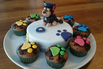 Paw Patrol Motivtorte Muffins Chase.jpg