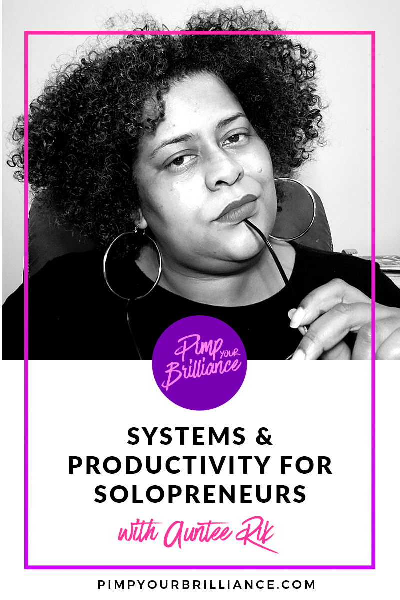 In this episode, Rikke shares the essential systems you need to have in your business and tips for boosting your productivity as a solopreneur.