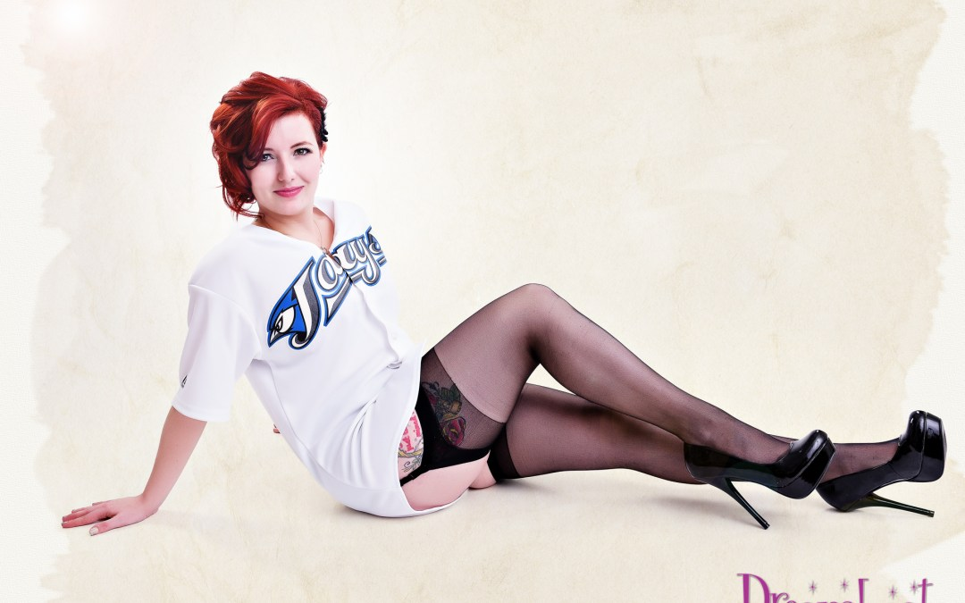 Win a Pin-up Session Contest