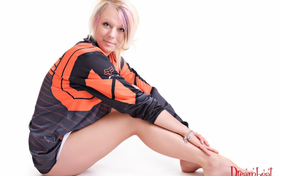 One of my pin-up & boudoir models | Oshawa, Peterborough, Lindsay Boudoir & Pin-up Photography
