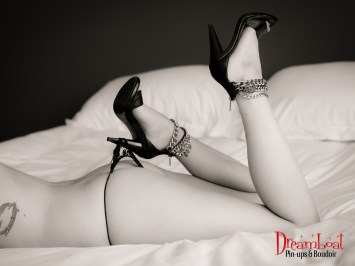 Ms T's boudoir session