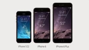 iPhone 6 plus, APPLE WATCH et APPLE PAY les nouveaux produits connectés