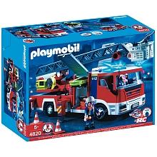 Camion de Pompiers – Grande Échelle – 4820 – Playmobil