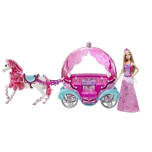 Barbie carrosse Conte de fées