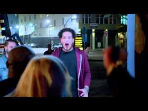 Bud Light Super Bowl 2015 Commercial – Real Life PacMan #UpForWhatever – YouTube