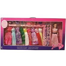 toys' r us Jessica - Poupée + 10 robes