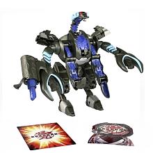 Spin Master - Figurine Bakugan Mechtogan Titan (assortiment aléatoire) Figurines d'action géantes articulées Bakugan. Active-les avec leur carte