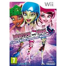Jeu Nintendo Wii - Monster High Skultimate Roller Maze Cest parti ! Chausse tes rollers et sois prêt pour Monster High : Skultimate Roller Maze !Choisis ton personnage Monster High préféré