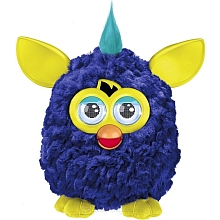 Hasbro - Peluche interactive Furby - Starry Night Liez-vous d'amitié avec cette peluche interactive exceptionnelle qui a une personnalité bien à elle.Furby