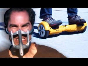 Le concurrent de l'hoverboard (PhunkeeDucks, e-Skateboards, & Hands-Free Segway Thingies) – YouTube