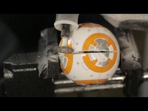 Démontage complet de Sphero BB-8 Star Wars – YouTube
