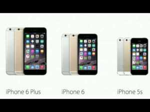 apple store iphone 6 prix