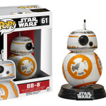 Les Funko Pop! de Star Wars : The Force Awakens
