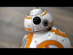 Star Wars BB-8 Droid iPhone, iPad, Android | vidéo Demo de bb-8 star wars #forcefriday- YouTube