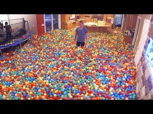 Crazy Plastic Ball PRANK!! – YouTube rewind 2015