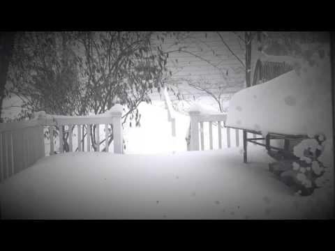Snowzilla, soirée mousse ? – YouTube