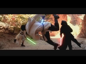 Star Wars Parkour Battle – The Flow Awakens – YouTube