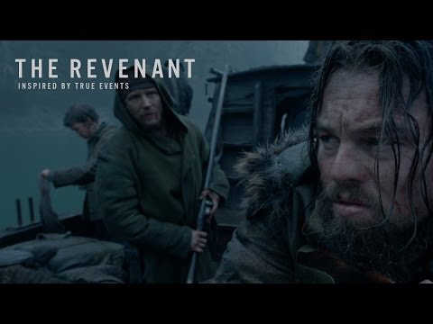 The Revenant – Leonardo DI caprio – Nouvelle bande-annonce [Officielle] VOST HD – YouTube