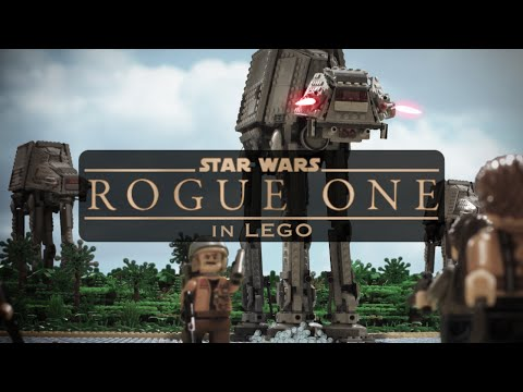 Rogue One: A Star Wars Story in LEGO! – YouTube
