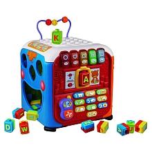 toys' r us VTech - Maxi Cube Multi activités - Seulement chez Toysrus !