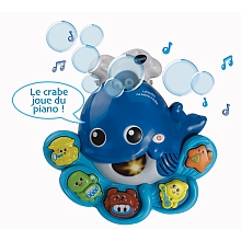 toys' r us VTech - Lolibulles: ma baleine à bulles
