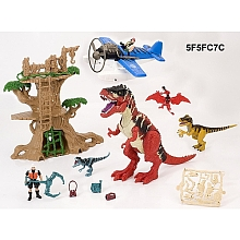 toys' r us Animal Zone - Cpubt T-rex Géant 43 cm