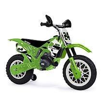toys' r us Avigo - Moto Scramble verte 6V