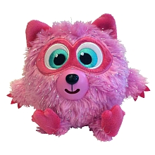 toys' r us Zigamazoo Peluche - Chat rose avec brillant