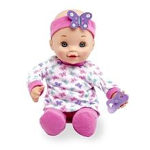 toys' r us You & Me - Poupon 27cm + tétine