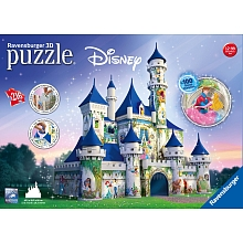 toys' r us Puzzle 3D Château Disney 216 pièces