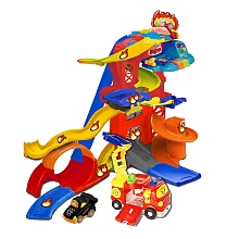 "toys' r us Vtech - Tut Tut bolide Maxi looping SOS pompiers - Seulement chez Toys""R""us"