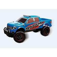 toys' r us Voiture radiocommandée Ford Raptor 1/6ème avec pack batterie 6.4V
