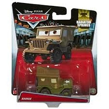 toys' r us Voiture Cars - Sergent (CMX76)