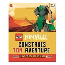 toys' r us Lego Ninjago Construis Ton Aventure