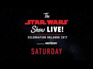 Star Wars Celebration Orlando 2017 Live Stream – Day 3 | The Star Wars Show LIVE! – YouTube