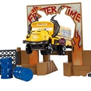 Cars-DXY95-Playset-Entranement-0-5