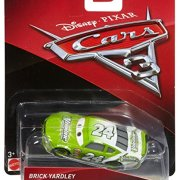 Mattel--Disney-Pixar-Cars-3--Brick-Yardley--Vhicule-Miniature-Die-Cast-0-1